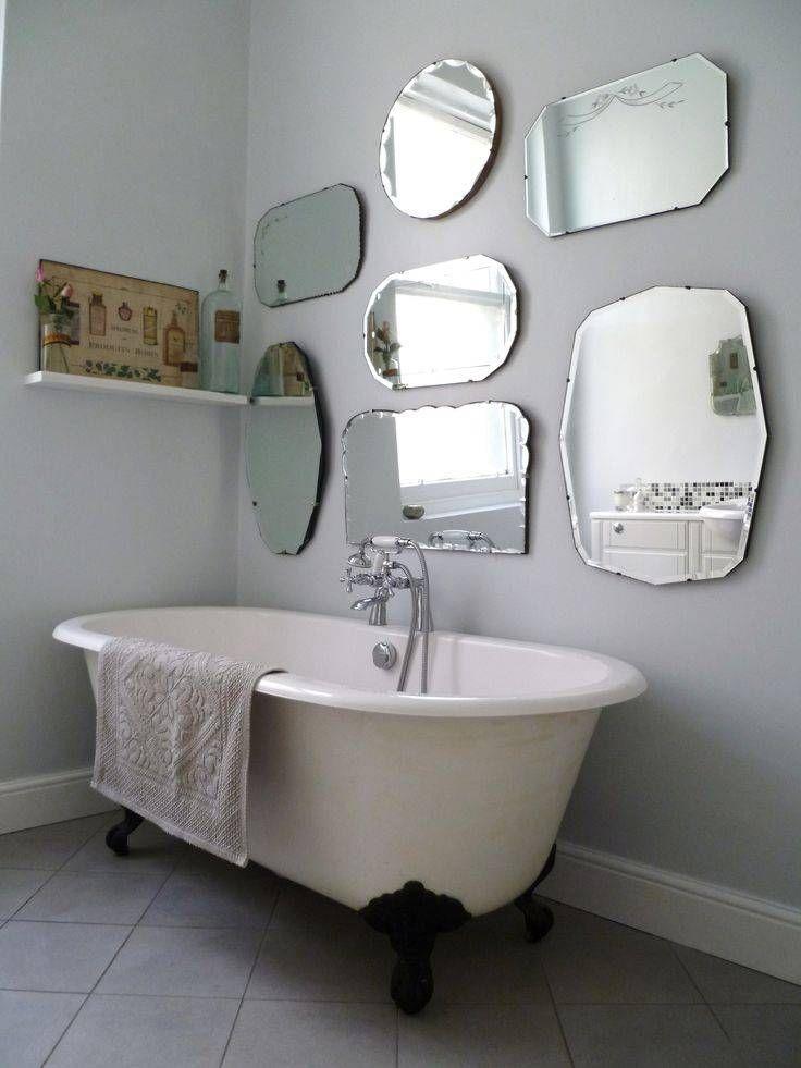 20 Inspirationen, Antike Badezimmer Spiegel - Noch eine andere Sache ...