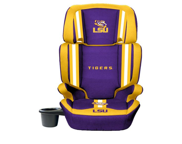 Lil Fan Collegiate Club Premium 2 In 1 Booster Seat