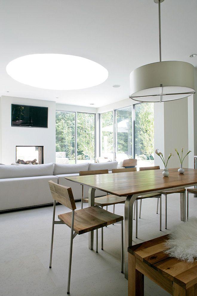 Modern Farmhouse, Dinning Room  by Betty Wasserman