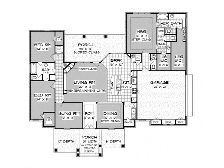 His and her bathrooms my new must have need 2 for His and hers bathroom floor plans