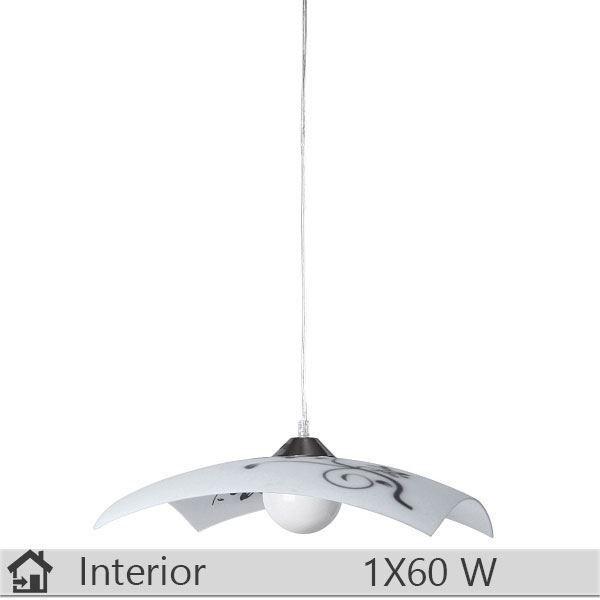 Pendul iluminat decorativ interior Rabalux, gama Blossom, model 3894