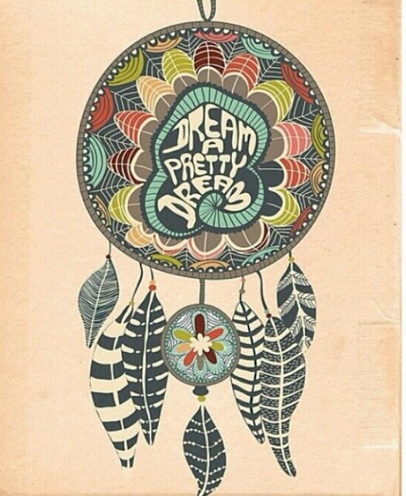 dream a pretty dream #dreamcatcher