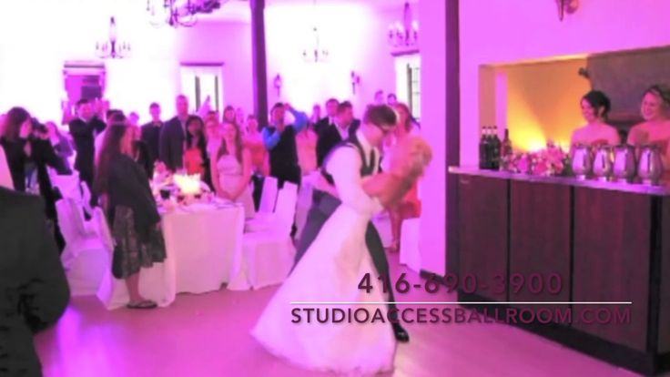 Latin or Ballroom Dance Lessons in Toronto (The Beaches)