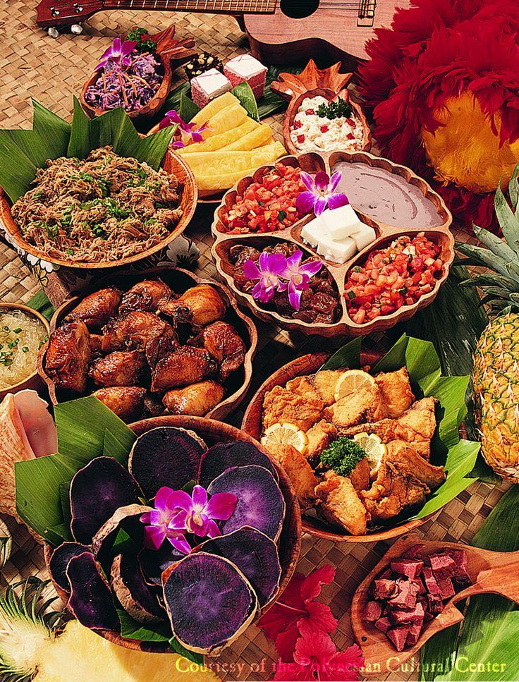 Polynesian food  #Food #Cuisine #BonEvent