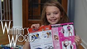 Whitney Signs Her First Autograph | Inside Gymnastics by Whitney Bjerken