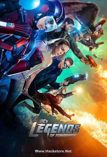 Descargar Gratis DC's Legends of Tomorrow Primera Temporada en MKV 720p Español Latino. Serie para bajar en MEGA, FILECLOUD, 1FICHIER y 4SHARED en 1 link.