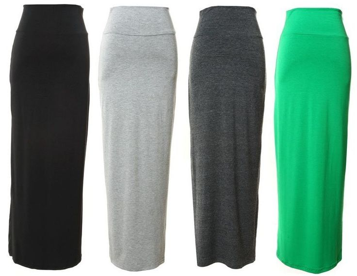 Free Shipping Womens Gypsy Long Jersey Maxi Dress Skirt Ladies Tight Curve Hip Cotton Skirt #1102 $15.99