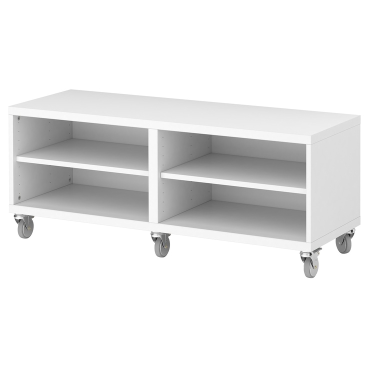 best bench with casters white ikea organize cleaning pinterest living rooms ikea. Black Bedroom Furniture Sets. Home Design Ideas
