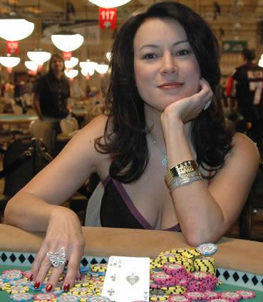 List of professional female poker players