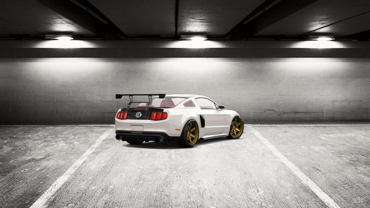 Checkout my tuning #Ford #Mustang 2011 at 3DTuning #3dtuning #tuning
