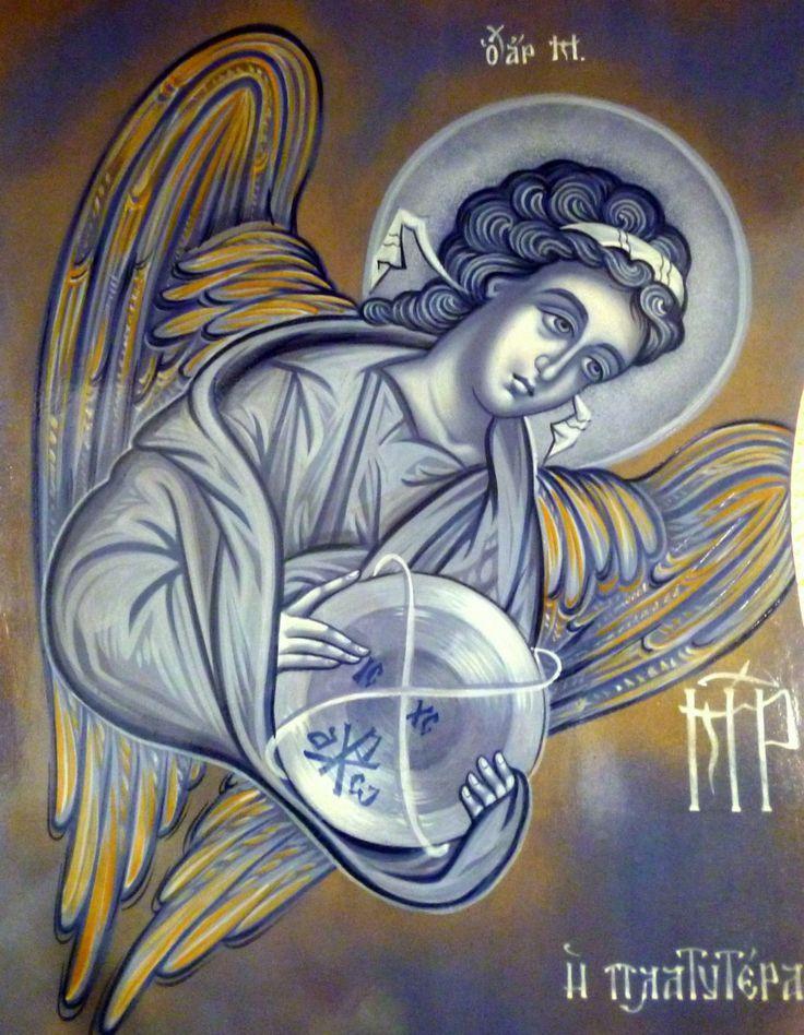 Contemporary Iconography, Archangel Michael