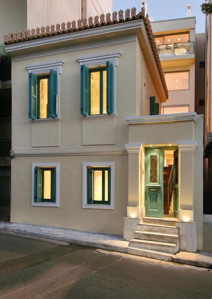 Πως ένα νεοκλασικό του 1923 στο κέντρο της Αθήνας μεταμορφώθηκε σε μια ξεχωριστή κατοικία