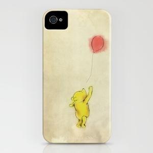 Winnie the Pooh I Phone Case