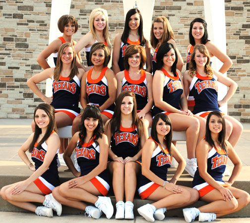 South Plains College - 2011-12 Cheerleading Roster