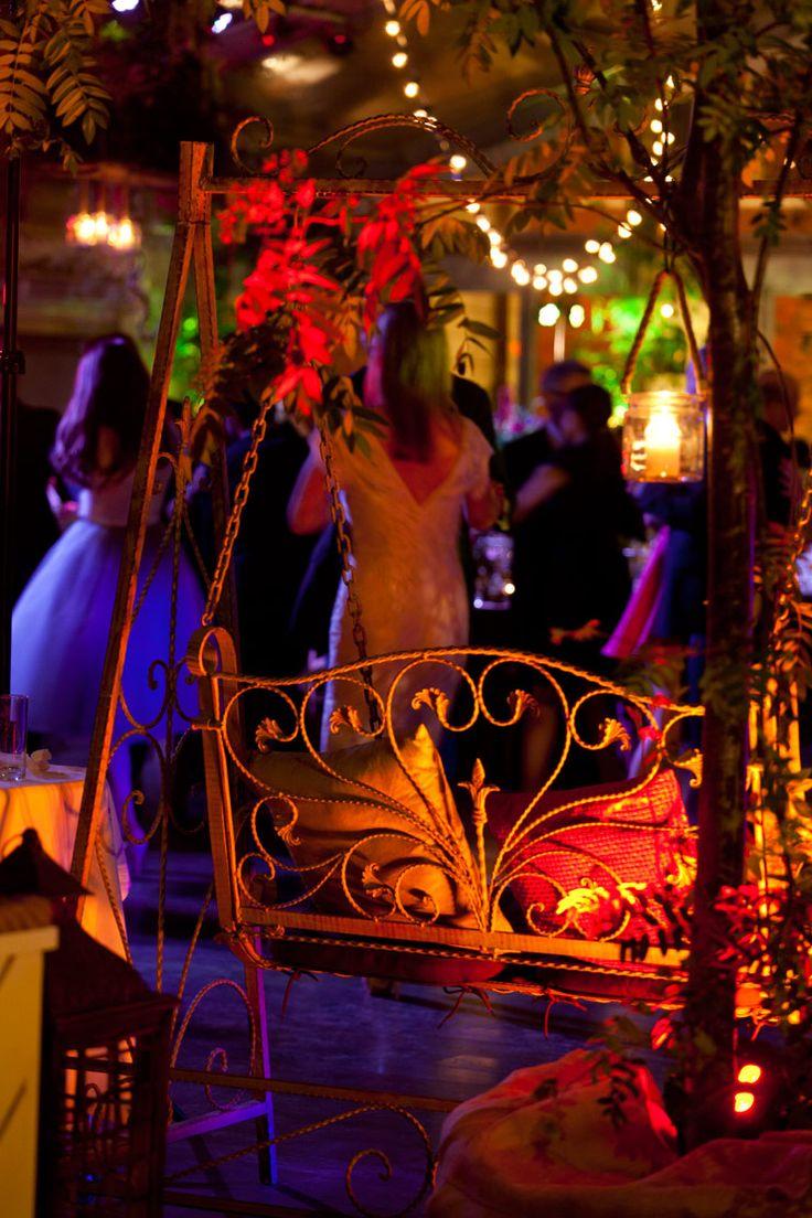 Colorful, happy wedding in Enchanted Garden, Warsaw, Poland by artsize.pl