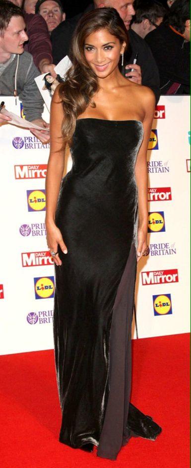 Nicole Scherzinger.     Pretty !!!!