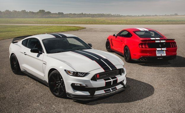 2016 Ford Mustang Shelby GT350 / GT350R Test – Review – Car and Driver