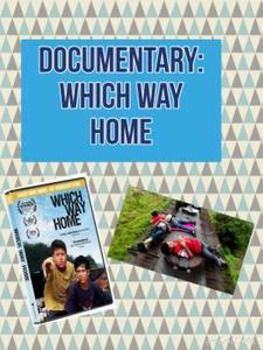 """Looking to integrate contemporary issues facing the Spanish speaking community into your Spanish class? Search no further!! This amazing documentary will enlighten your students on the """"why"""" immigration is happening from Central America, with a particular focus on the children immigrants. A much more worthwhile 'movie experience' than the traditional feel good movie (or Disney movie) shown in many Spanish courses."""
