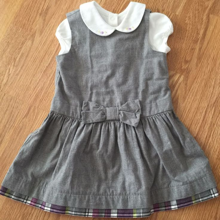 Janie and Jack Toddler Girl Outfit #JanieandJack