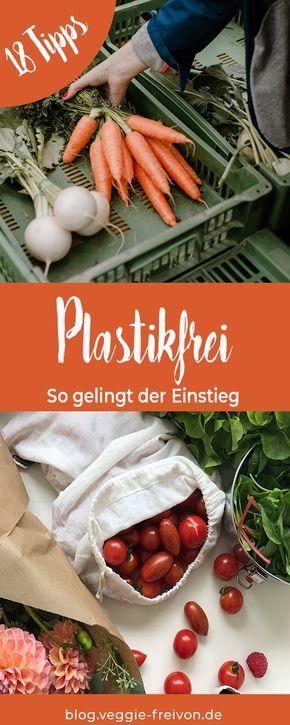 Plastikfrei einkaufen – 18 Tipps für deinen Einstieg. Müll vermeiden, plastikfrei einkaufen, Lebensmittel unverpackt einkaufen. Und du wirst erstaunt sein: Plastikfrei einkaufen und Müll vermeiden ist gar nicht so schwer. Nachhaltigkeit und Umweltschutz lassen sich mit dieses Tipps für Plastikfrei leben ganz einfach in deinen Alltag integrieren. Vielleicht hast du dann sogar Lust, noch mehr Plastik aus deinem Haushalt zu verbannen. – Mathias Krebs