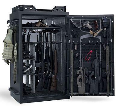 tactical gun safe