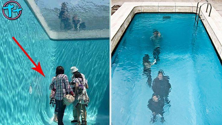 las 5 piscinas más raras del mundo | T más
