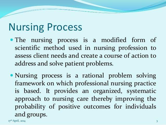 Nursing Essay On Proces In 2021 Nurse Why