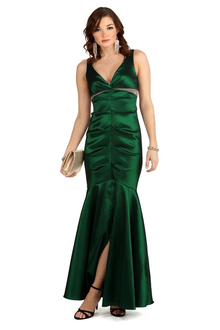 Imani- Emerald Formal Dress