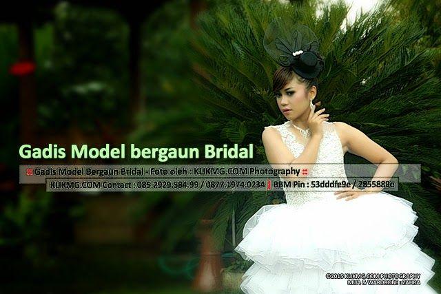 blog.klikmg.com - Rias Pengantin - Fotografi & Promosi Online : Gadis Model bergaun Bridal - Foto oleh Klikmg (1)