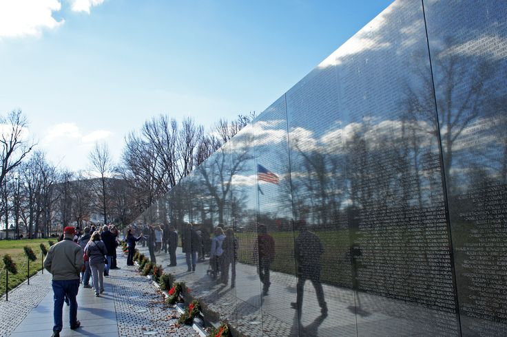 Vietnam Veterans Memorial - Wikipedia, the free encyclopedia
