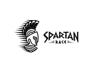 """Spartan Race"" Logo Design Challenge"