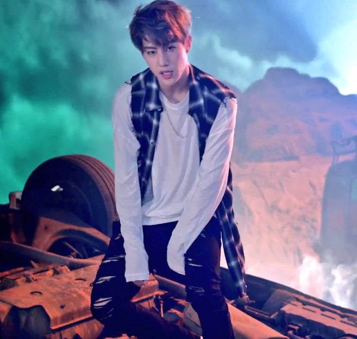 Mark in New album 'HARD CARRY'