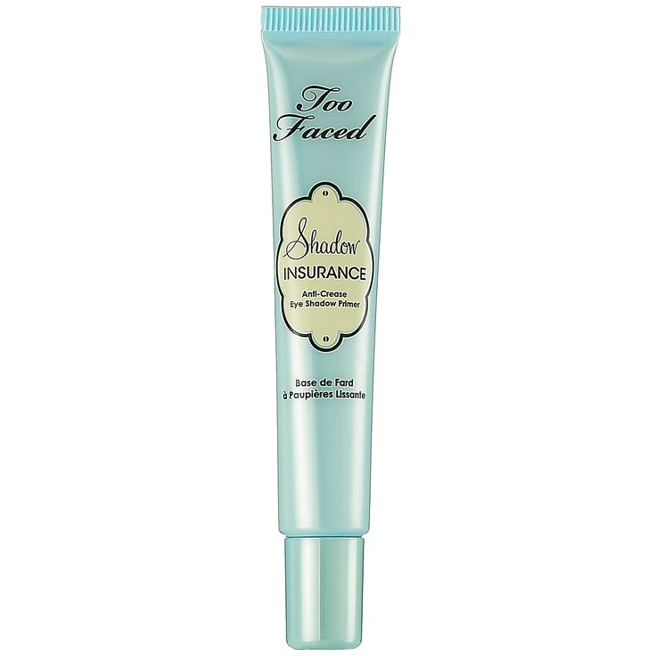 I love the texture of Too Faced's eye shadow primer. It perfectly primes my lids for daytime eye looks or heavier smoky looks for big nights out. It lasts all day and night and I don't worry about the dreaded eye crease in my shadow. -Mo C., Merchandise Update Specialist, SiJCP #Sephora #DailyObsessions