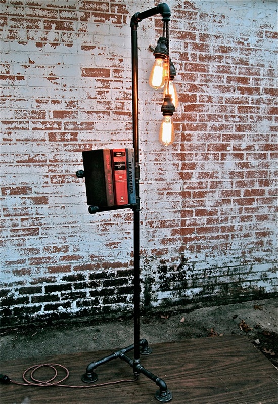 Lámpara - Diseño industrial