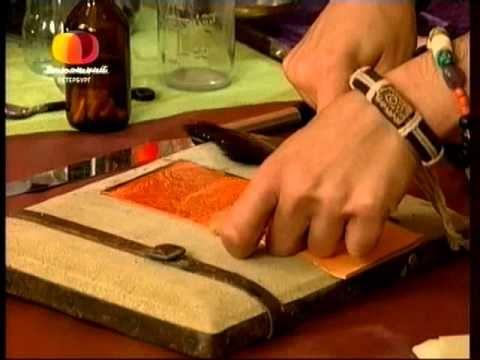 Декоративные страсти с Маратом Ка 2009 Хлебница продолжение