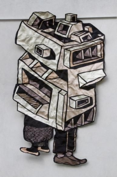 EKO NUGROHO http://www.widewalls.ch/artist/eko-nugroho/ #contemporary #art #installation #painting #sculpture