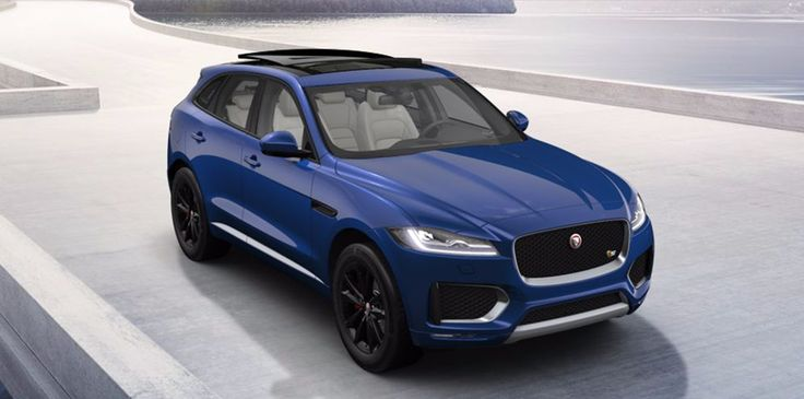 F-PACE FIRST EDITION 3.0 V6 S/C 380PS