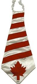 Jumbo Canada Tie