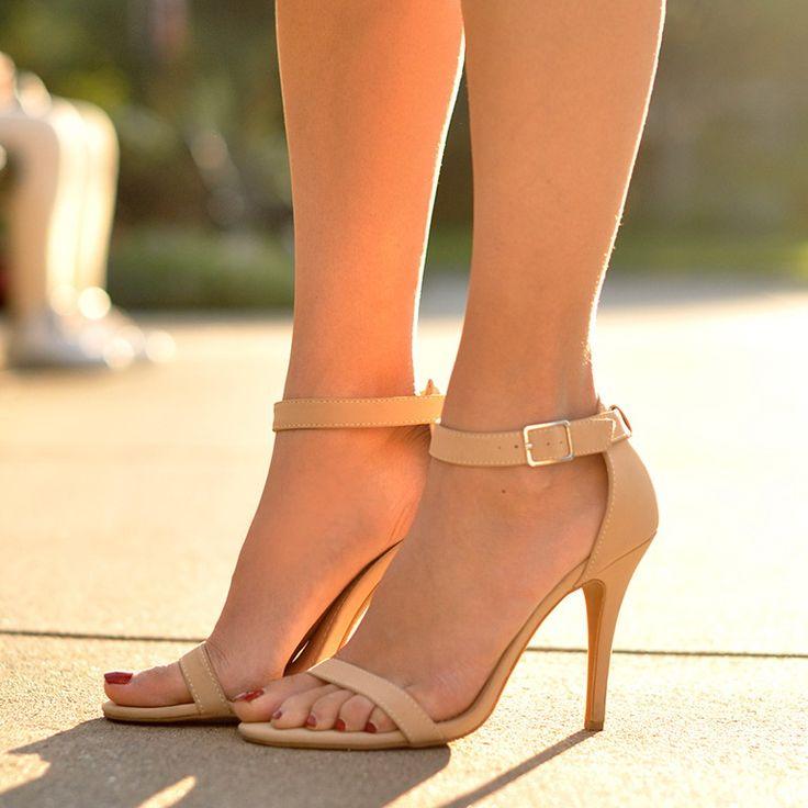 Charlotte Russe Heels - simple yet elegant