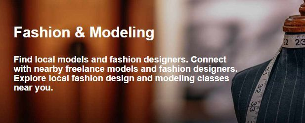 Find Freelance Freelance Fashion Designers Job Today At Efii There Are So Many Full Time And Part Time Free Modeling Classes Fashion Design Fashion Design Jobs