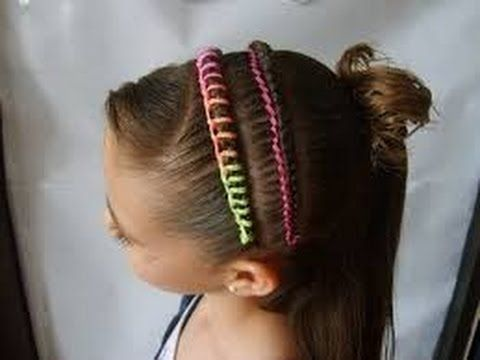 más de 25 ideas increíbles sobre peinados de trenzas de niños en