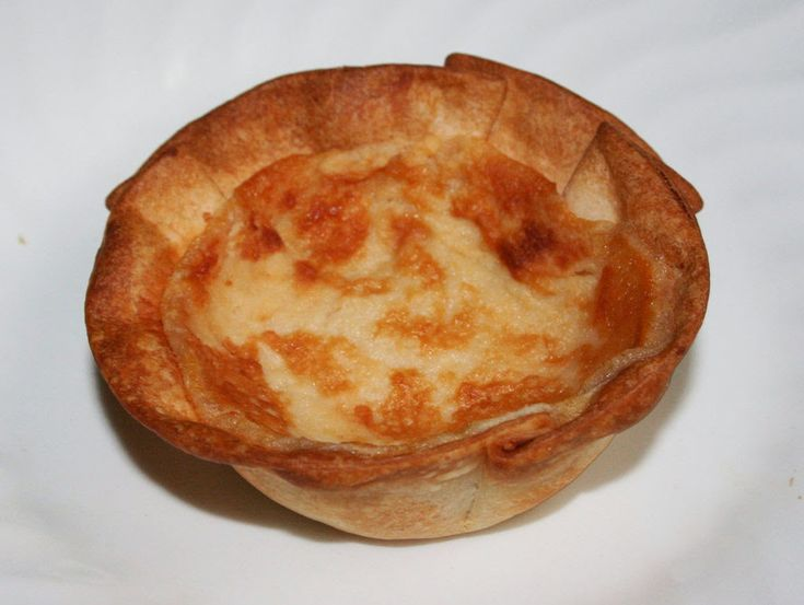 Pastel de Belém Varomeando