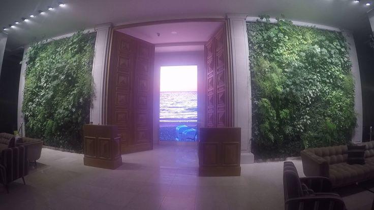 Lobby vom PRORA Solitare Das HOTEL  auf der Insel Rügen