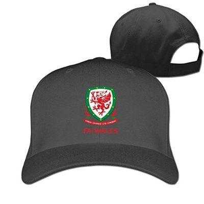 UEFA Euro 2016 Wales National Football Team Logo2 Cap - http://soccershop.nationalanthemsworldcup2014.com/adult-unisex-uefa-euro-2016-wales-national-football-team-logo2-cotton/