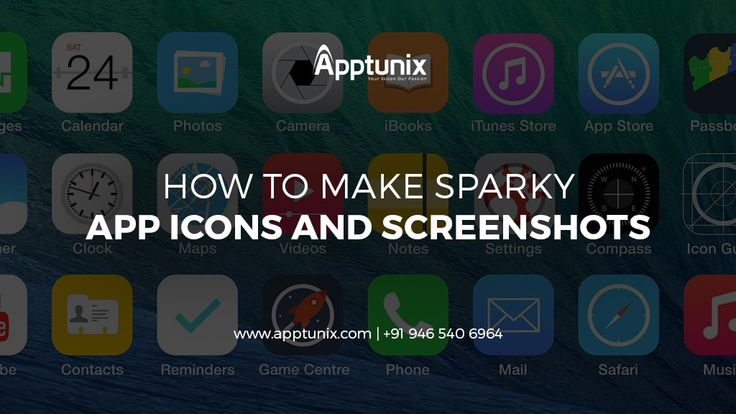 App icons and screenshots are the face of an app and often the first to catch user's attention. Learn how to give a chic and appealing look to them.