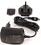 BlackBerry ASY-07965-005 International Travel Charger for 6210, 6220, 6230, 6280, 6510, 7100g, 7100i, 7100r, 7100t, 7100v, 7100x, 7105t, 7130c, 7130e, 7210, 7230, 7250, 7270, 7280, 7290, 7510, 7520, 8100 Pearl, 8110 Pearl, 8120 Pearl, 8130 Pearl, 8100 Pearl, 8300 Curve, 8310 Curve, 8320 Curve, 8330