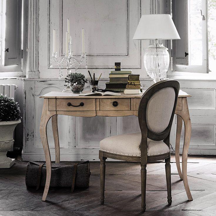 meubles d co d int rieur classique chic maisons du monde bureaux secr taires et. Black Bedroom Furniture Sets. Home Design Ideas