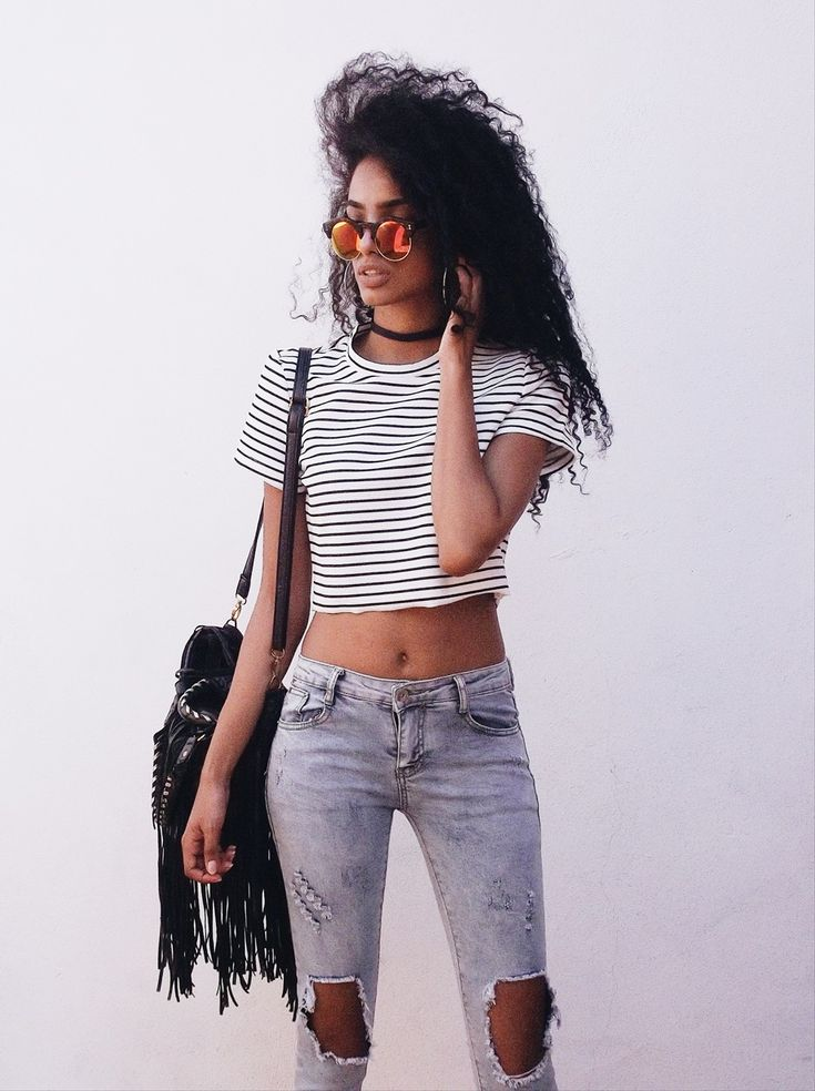 Finíssimas Fashion: ☀ Look do dia    Outfit: Destroyed!