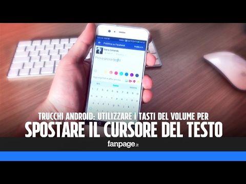 Attualià: #Trucchi #Android: #utilizzare I tasti del volume per spostare il cursore del testo (link: http://ift.tt/2lT34Sj )