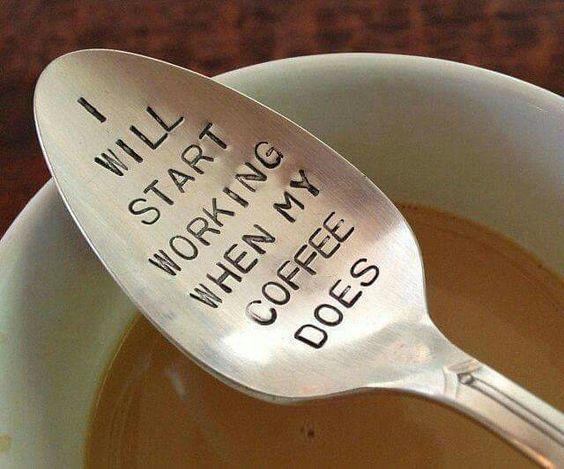 No Coffee = No Working #MrCoffee